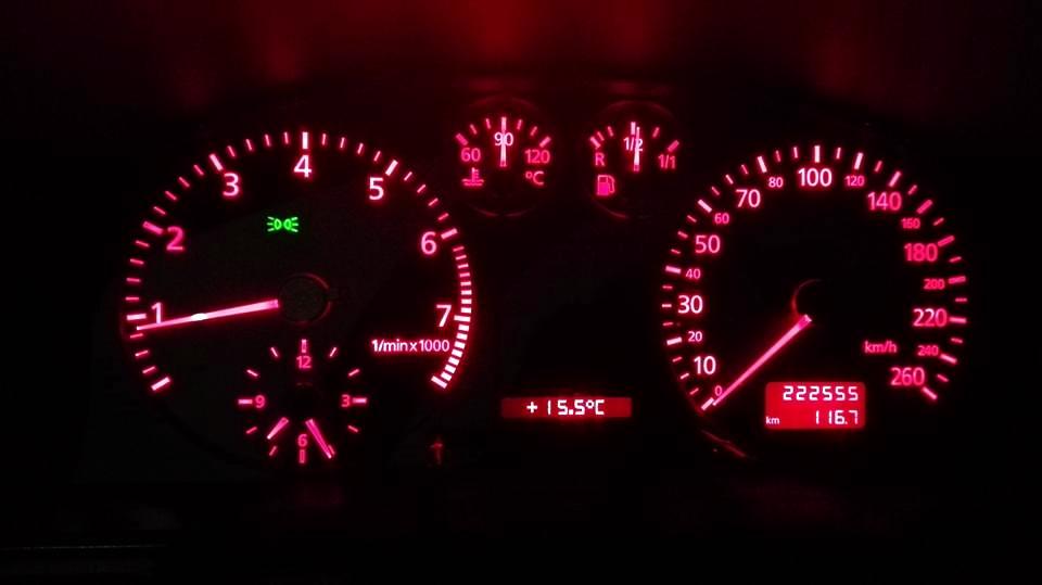 A4 B5 Swap Licznika Audi A4s4rs4 Auditeampl Forum I Klub